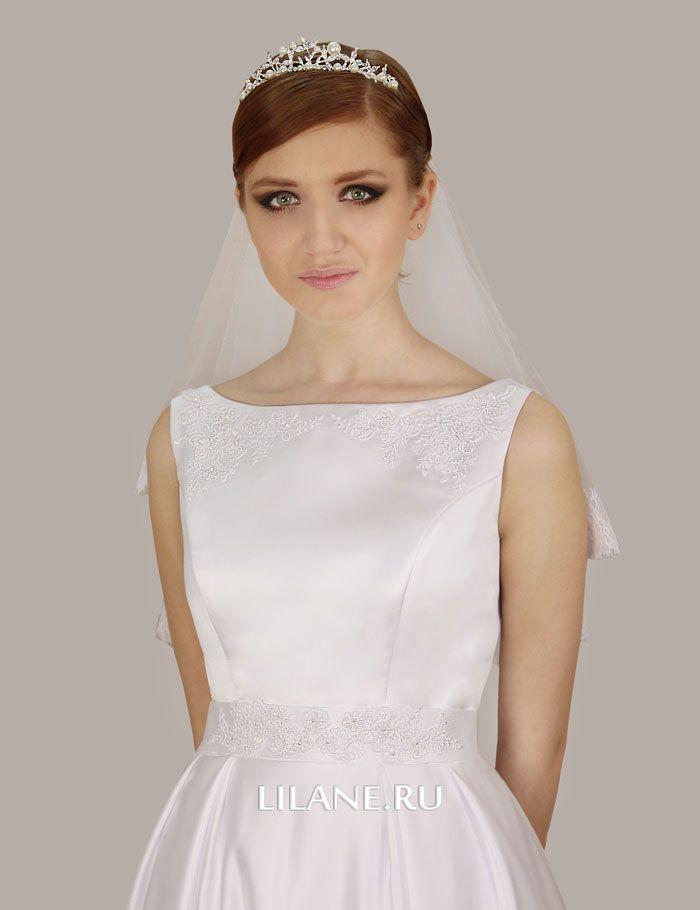 Верх свадебного платья А-силуэт Milana
