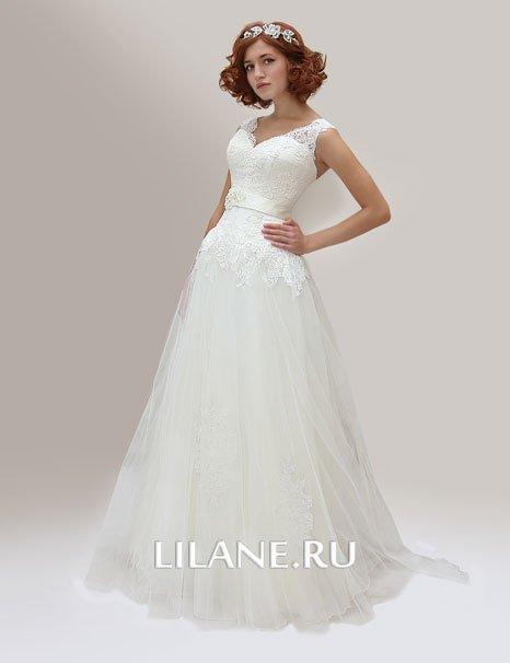 Свадебные платья А-силуэт свадебного салона Лилейн