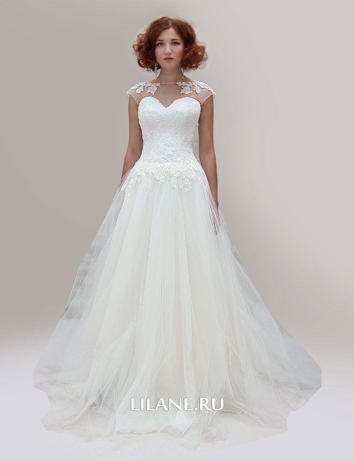 Пышная юбка свадебного платья Amalia