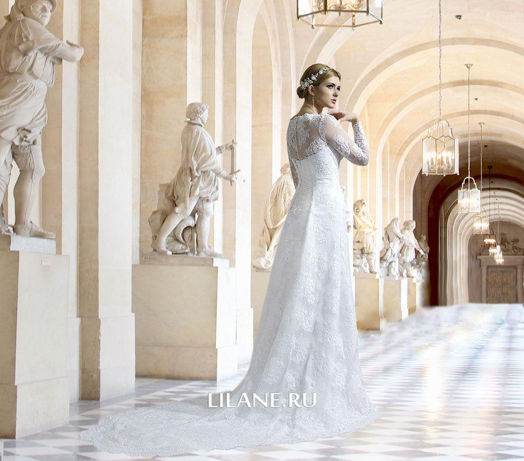 Обложка страницы пошив кружевных платьев салона-ателье Лилейн