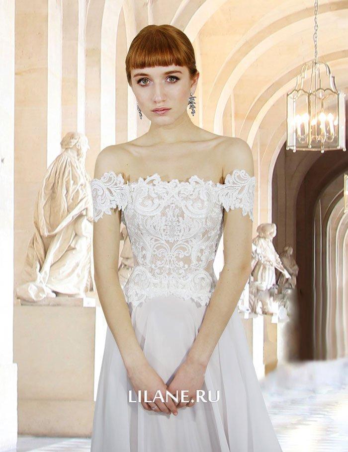 Корсет свадебного платья Gertruda