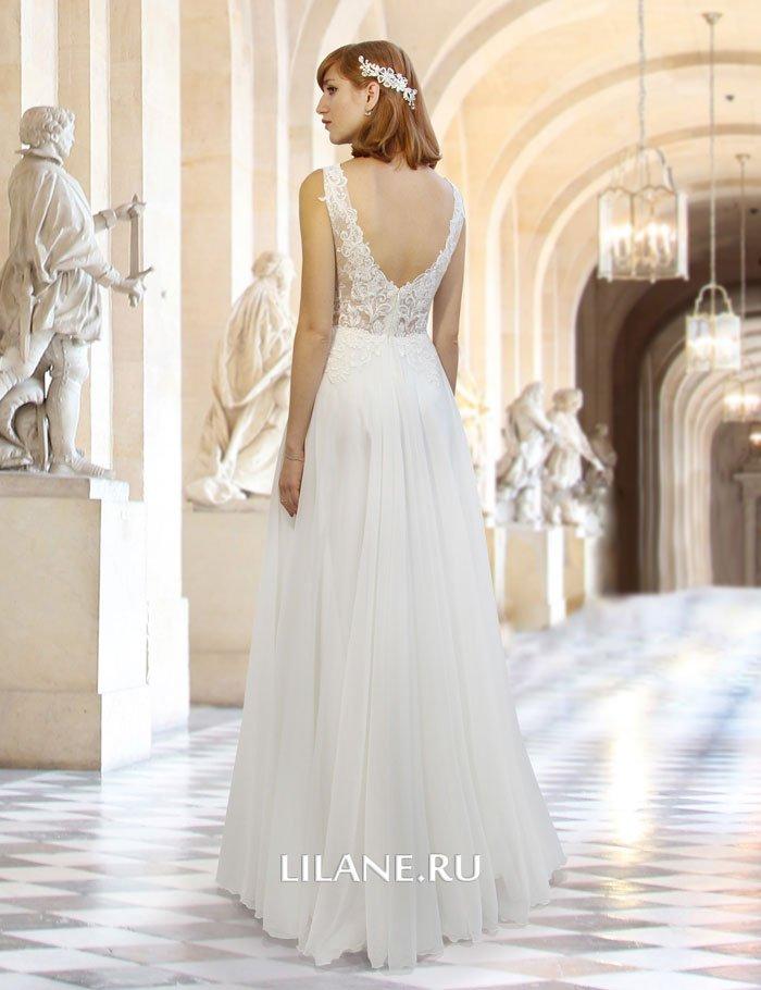 Спинка свадебного платья Valeri