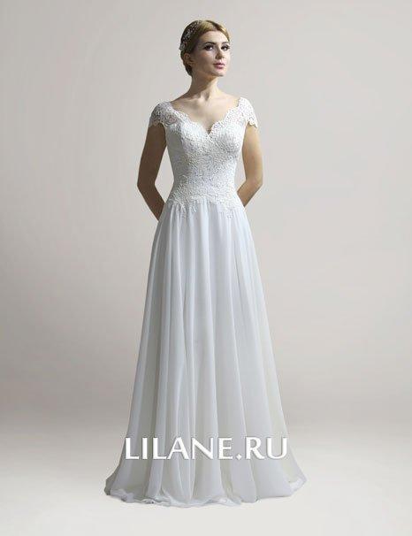Прямые свадебные платья свадебного салона Лилейн