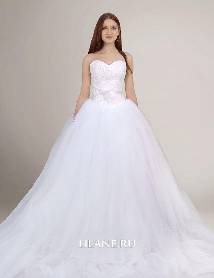 Пышная юбка свадебного платья Merri