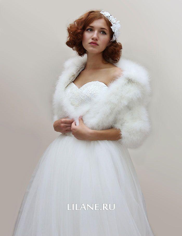 Кружево корсета свадебного платья Sofina