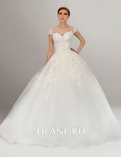 Пышные свадебные платья свадебного салона Лилейн