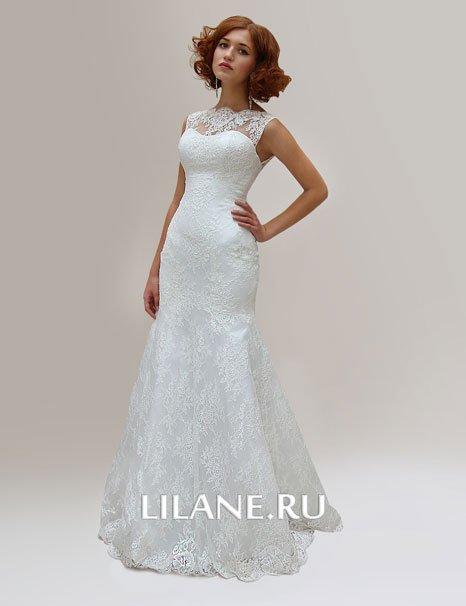Свадебные платья рыбка свадебного салона Лилейн