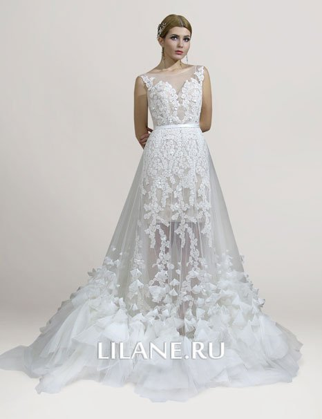 Свадебные платья трансформер свадебного салона Лилейн