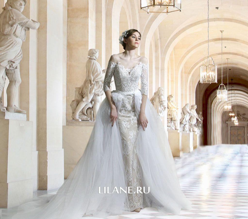 Обложка страницы видов свадебных платьев салона-ателье Лилейн